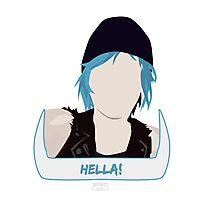 Hella! Inspired Design Photographic Print