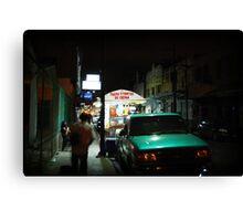 Tampico - Calle Altamira Canvas Print