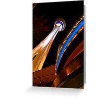 The Stratosphere Greeting Card
