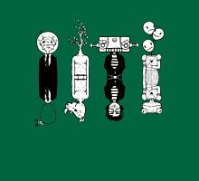 i have many faces... Unisex T-Shirt