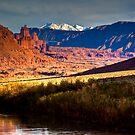 Moab Scenic Route by Josh Dayton