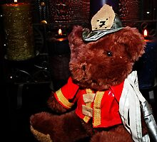 Teddy The Fireman by Evita