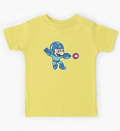 Mega Suit Kids Tee