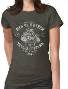 Teller Customs Womens Fitted T-Shirt