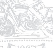 Teller Customs Sticker