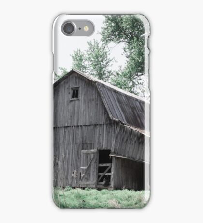WITHERED BARN iPhone Case/Skin