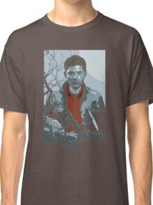 Dean Winchester Supernatural art illustration Classic T-Shirt