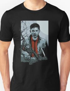 Dean Winchester Supernatural art illustration Unisex T-Shirt