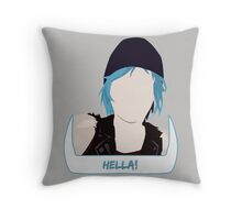 Hella! Inspired Design Throw Pillow