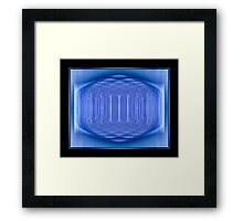 House of Mirrors Framed Print