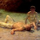 Noonday Heat by Henry Scott Tuke, 1902 by troycap