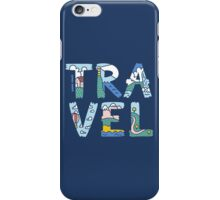 Travel iPhone Case/Skin