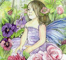 Fairy children by morgansartworld