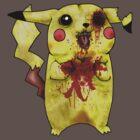 Zombie Pikachu by RPGesus