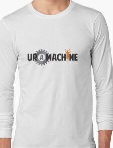 URAMACHINE Long Sleeve T-Shirt