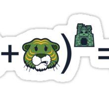 He-Math (STICKER) Sticker