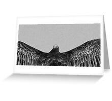 Feather and Air Greeting Card