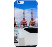 Private Parking iPhone Case/Skin