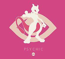 Pokemon Type - Psychic by spyrome876