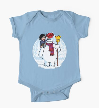 Inflatable Snowman Kids Clothes
