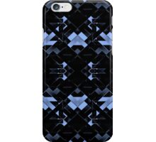 Futuristic Geometric Design iPhone Case/Skin