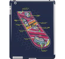 Hoverboard Anatomy iPad Case/Skin