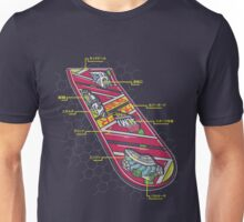 Hoverboard Anatomy Unisex T-Shirt
