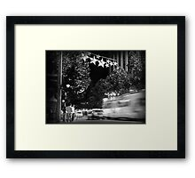 Swanstone Framed Print
