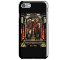 Friends in Time - Part III iPhone Case/Skin