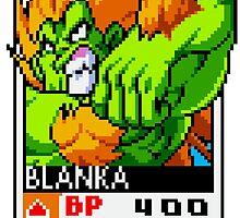 Blanka by Lupianwolf
