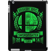 Smash Bro Swordfighter iPad Case/Skin