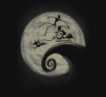 The Nightmare Before Grinchmas by Punksthetic