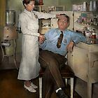 Nurse - Sick Day - 1937 by Mike  Savad