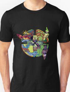 Chameleon Circle T-Shirt