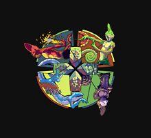 Chameleon Circle Unisex T-Shirt