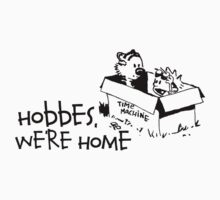 Hobbes, We're Home by gustafa