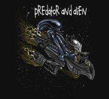 Predator and Alien by Punksthetic