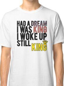 Woke Up, Still King - Eminem Classic T-Shirt