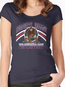 Browncoats 2 Women's Fitted Scoop T-Shirt