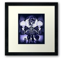 The Witch of Arendelle Framed Print