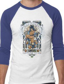 Ally to Good Men's Baseball ¾ T-Shirt