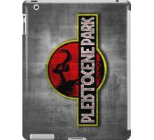Pleistocene Park iPad Case/Skin