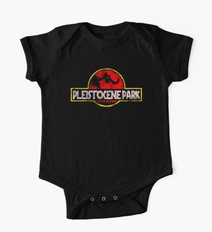 Pleistocene Park Kids Clothes