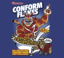 Conform Flakes by Punksthetic