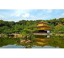 Golden Temple Kyoto Japan Photographic Print