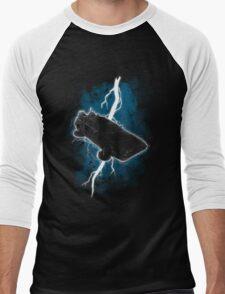 The Delorean Returns Men's Baseball ¾ T-Shirt