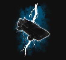 The Delorean Returns Unisex T-Shirt