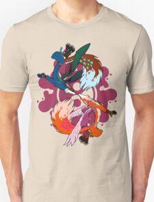 Zen Foxes T-Shirt