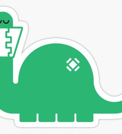Dinosore Sticker