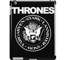 Thrones iPad Case/Skin